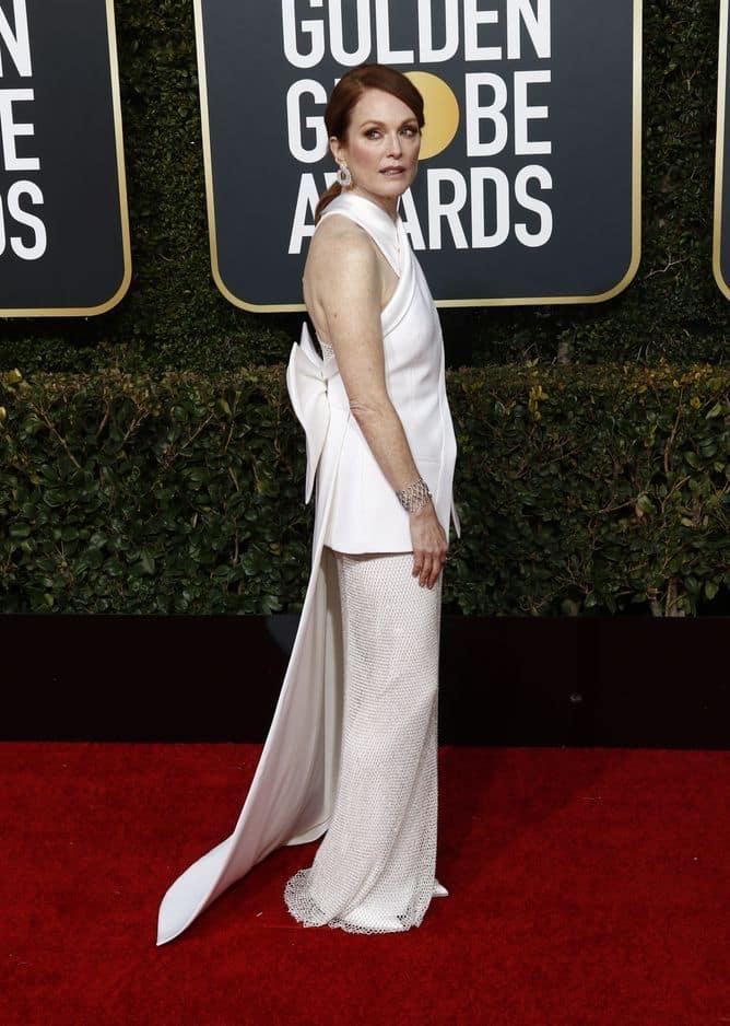 Julianne Moore en Givenchy Haute Couture
