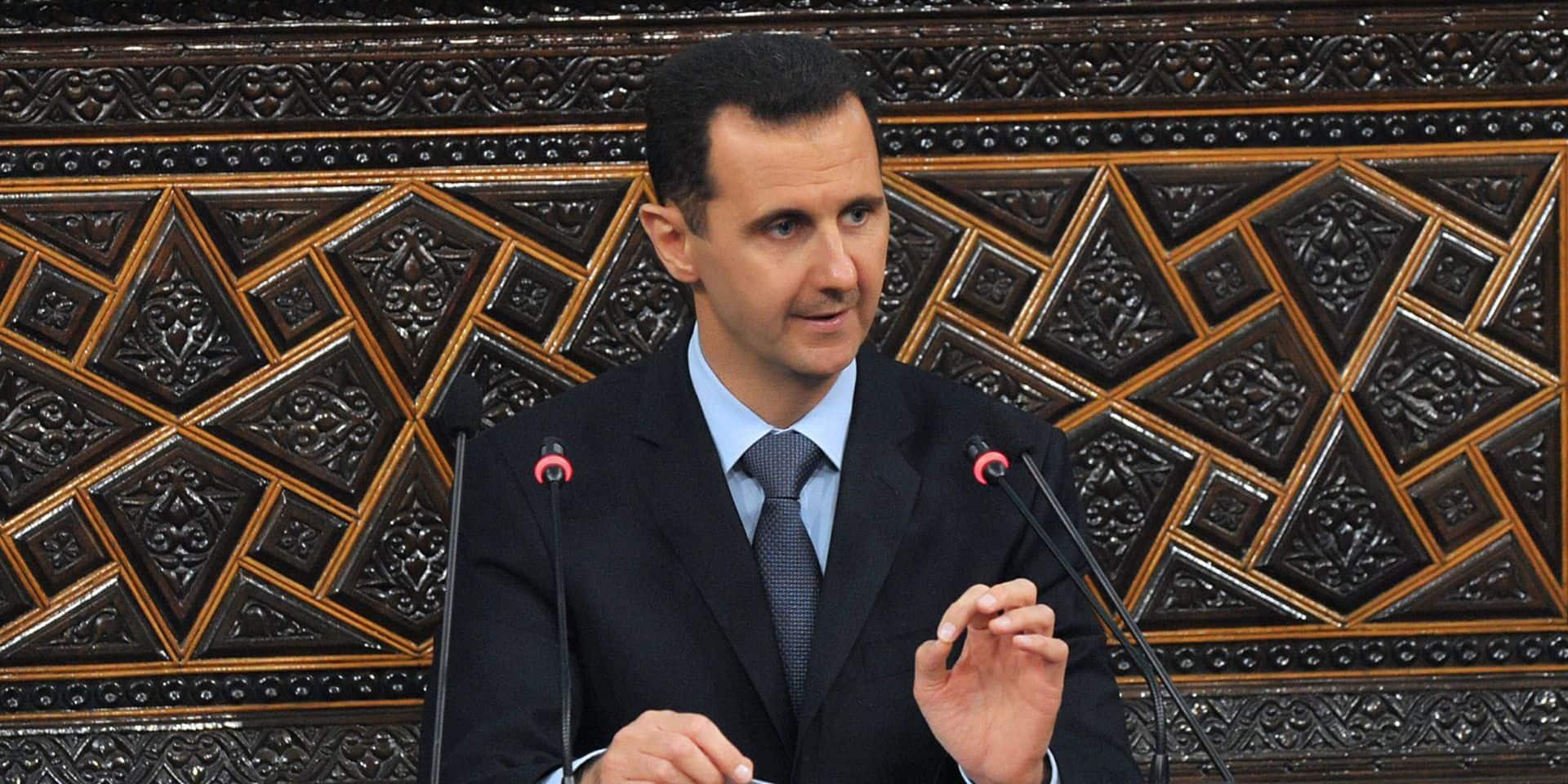 Bachar al-Assad réélu sans surprise président de la Syrie avec 95,1% des voix