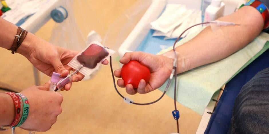 Woluwe-Saint-Lambert : Une journée de collecte de sang le 23 juin