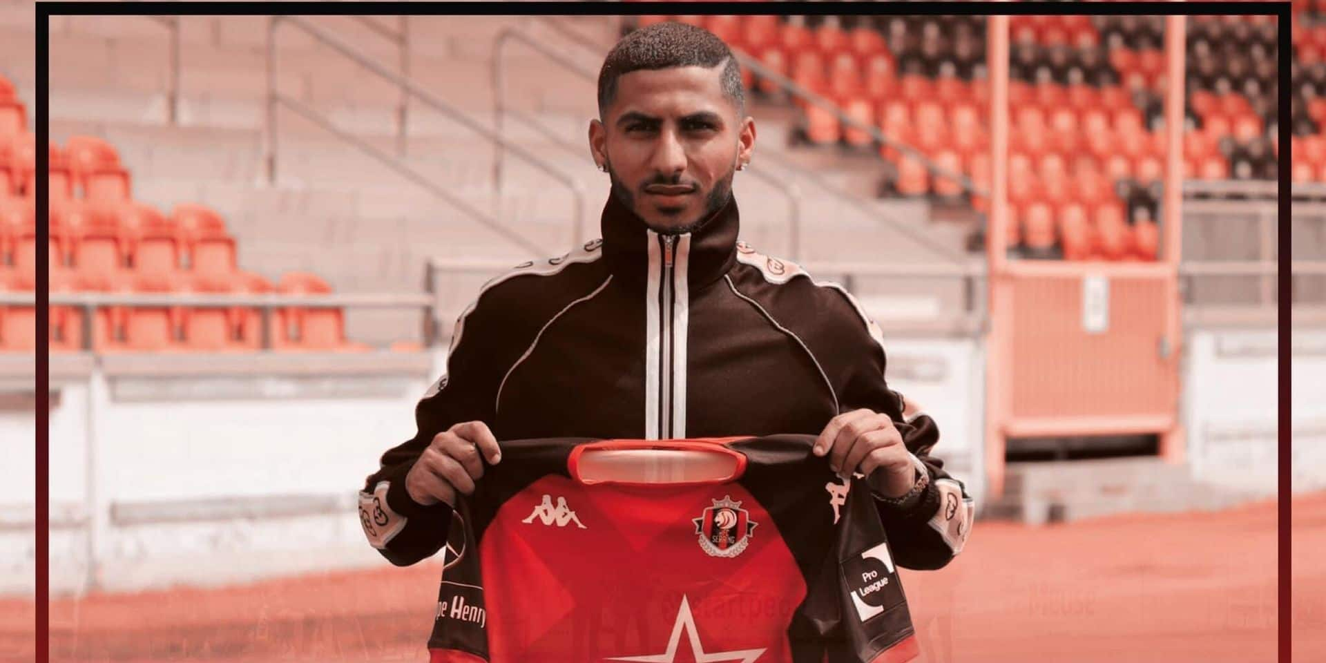 Youssef Maziz (Metz) prêté à Seraing