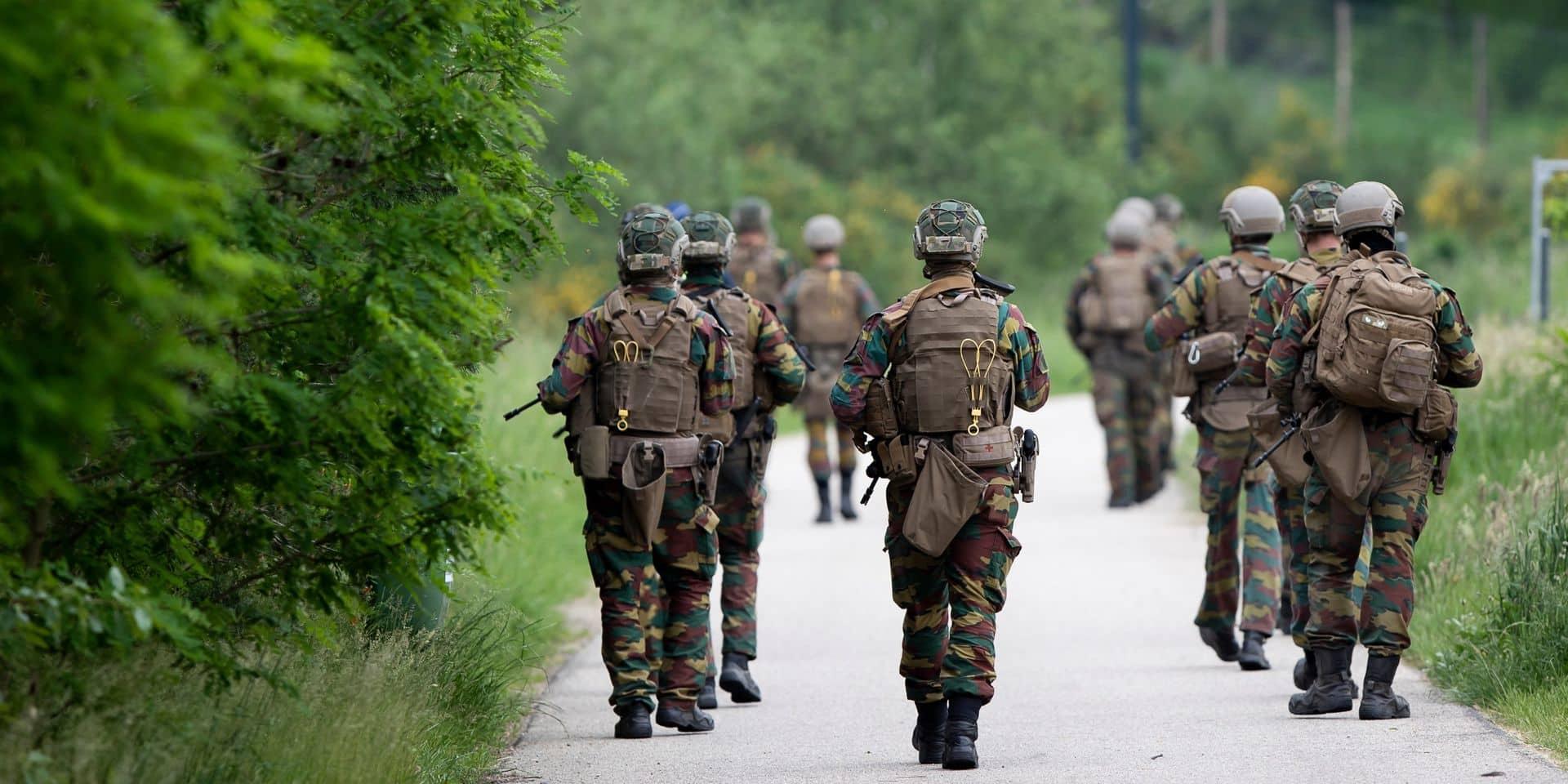 Affaire Jürgen Conings : la Défense a déjà dépensé plus de 650.000 euros pour la traque du fugitif