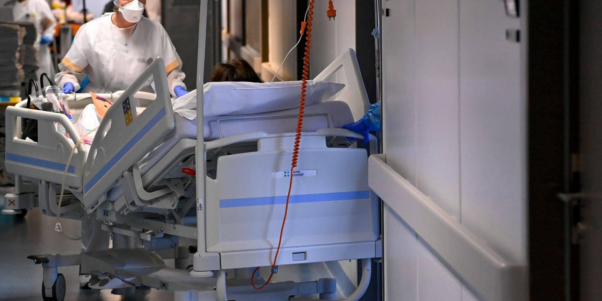Contaminée par le coronavirus, une femme enceinte décède à Bruxelles