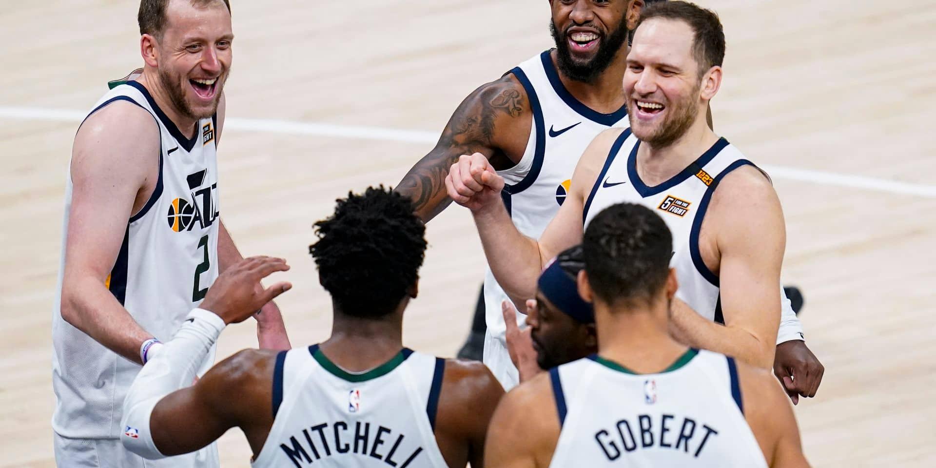 Ça swingue à Utah : Les Mormons sont la meilleure équipe de la League