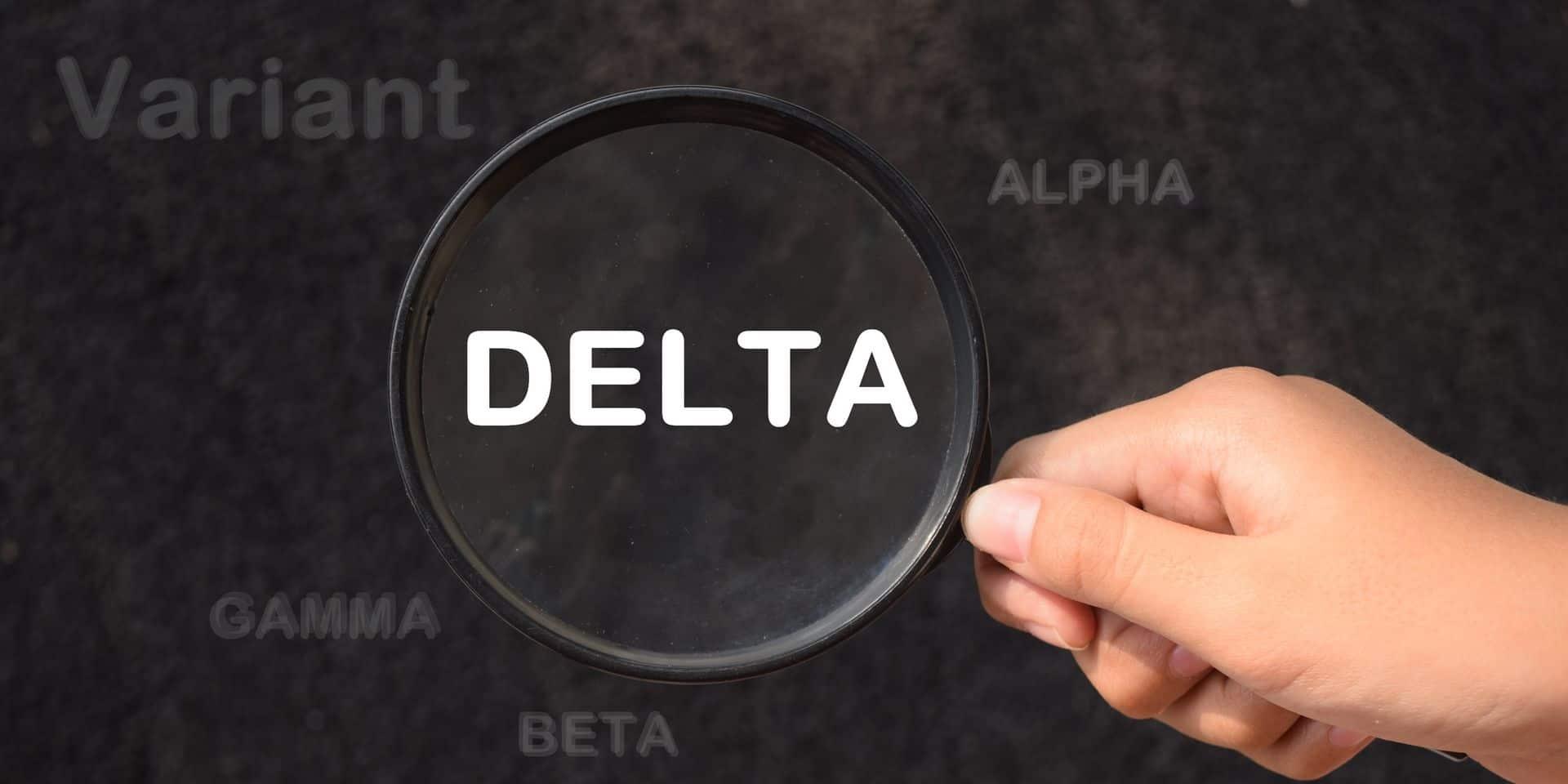 Ce que le variant delta a de si différent, par rapport aux autres variants Covid