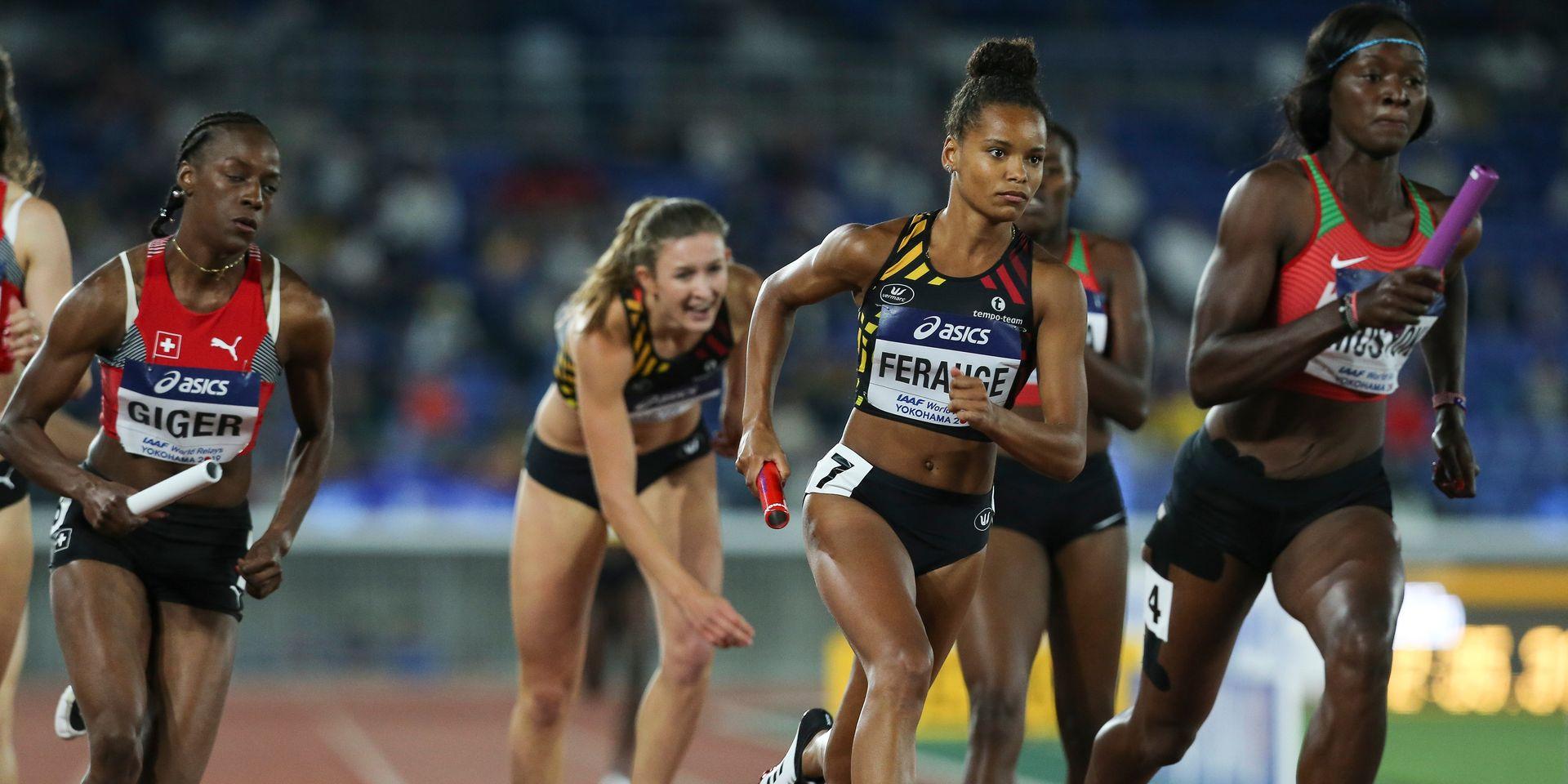 """Lucie Ferauge, la Belgian Cheetah: """"Une expérience de dingue !"""""""