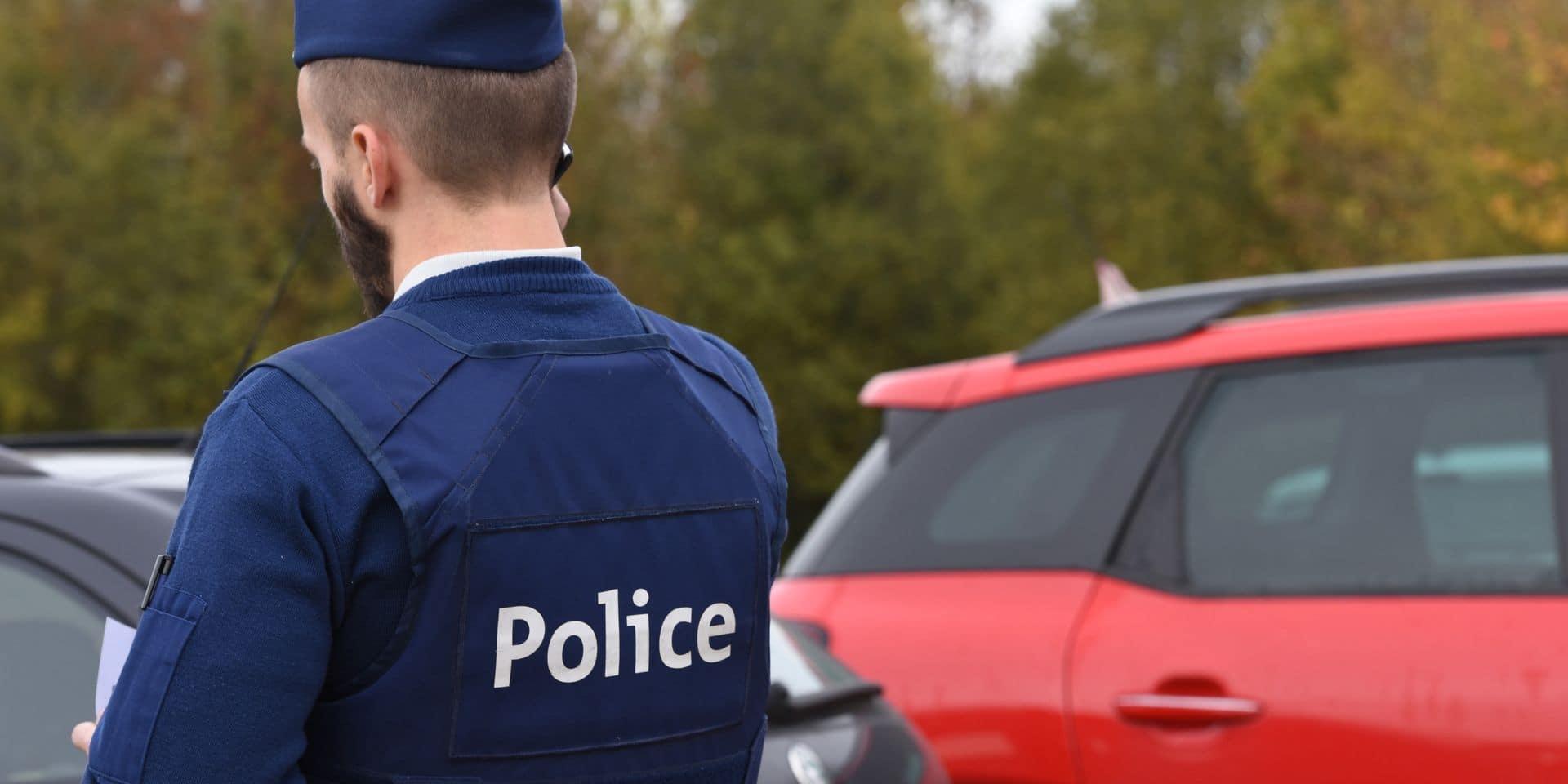 Un ex-militaire armé avait menacé la police: 15 mois avec sursis