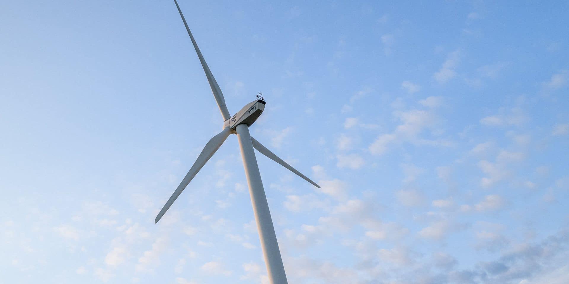 Eolienne New Wind: Écaussinnes introduira un recours
