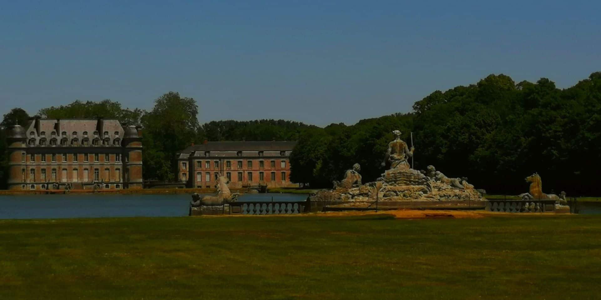 Pour l'instant, le parc est accessible le week-end.