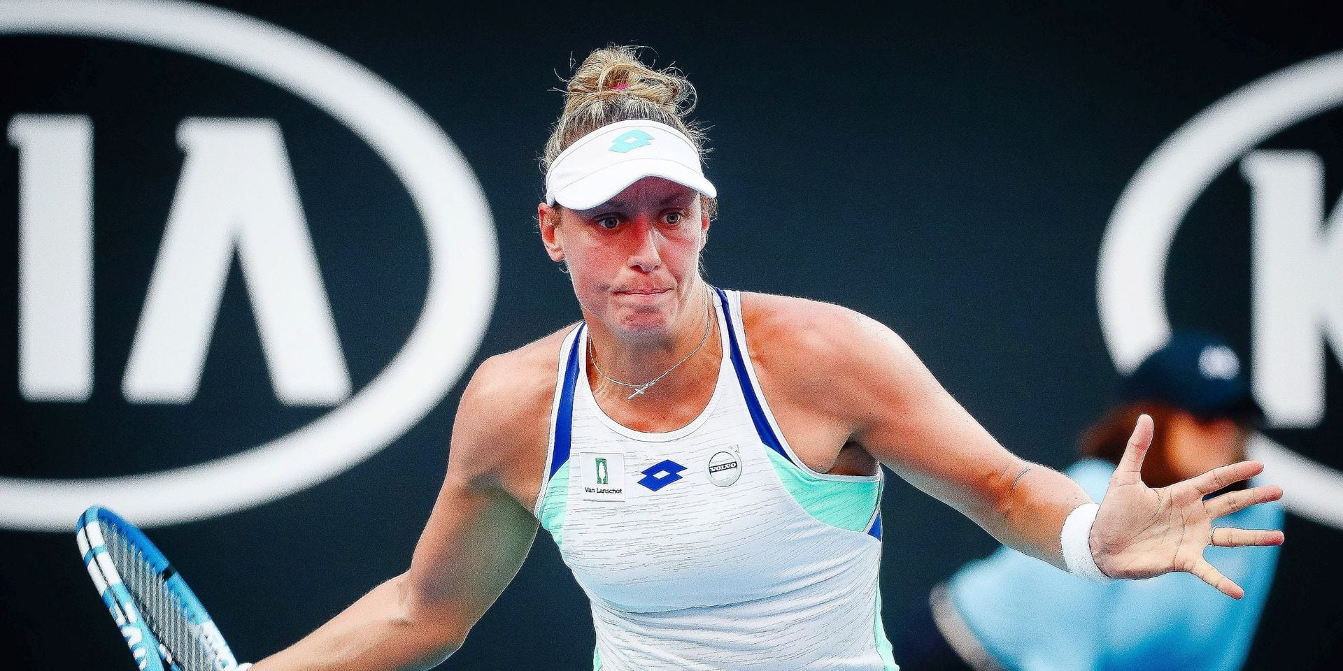 WTA Palerme: Yanina Wickmayer également éliminée au 2e tour qualificatif
