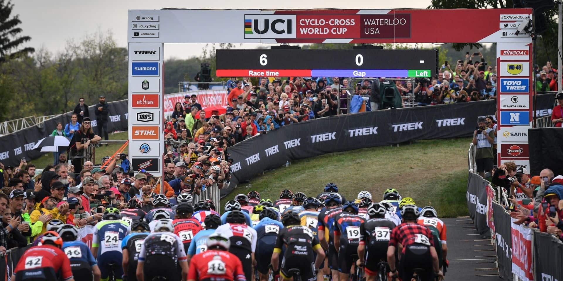 Voici pourquoi Van Aert et Van der Poel suivront attentivement la 2e manche de la Coupe du monde de cyclo-cross