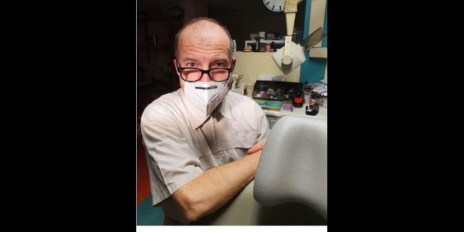 """Un dentiste de Vielsalm face au Covid : """"Je refuse d'hypothéquer la santé de mes patients"""""""