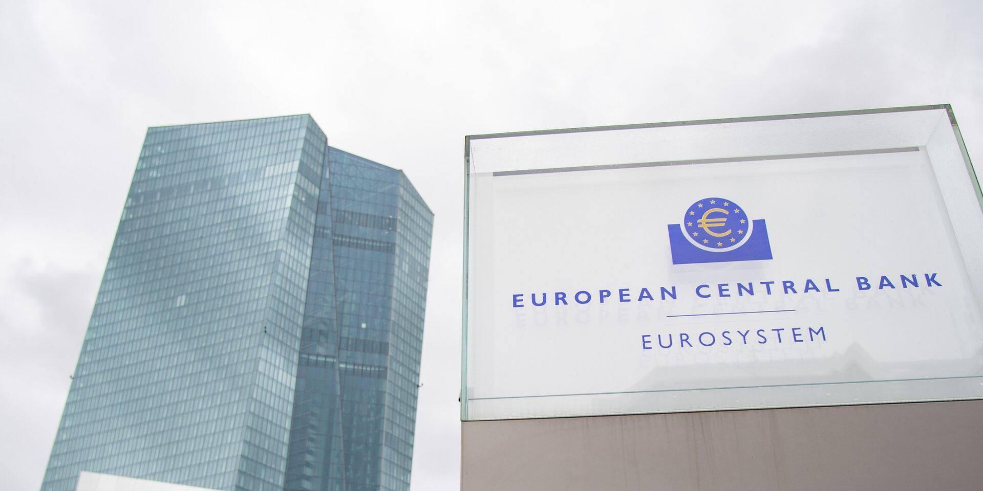 Coronavirus: la BCE débloque une enveloppe de 750 milliards d'euros