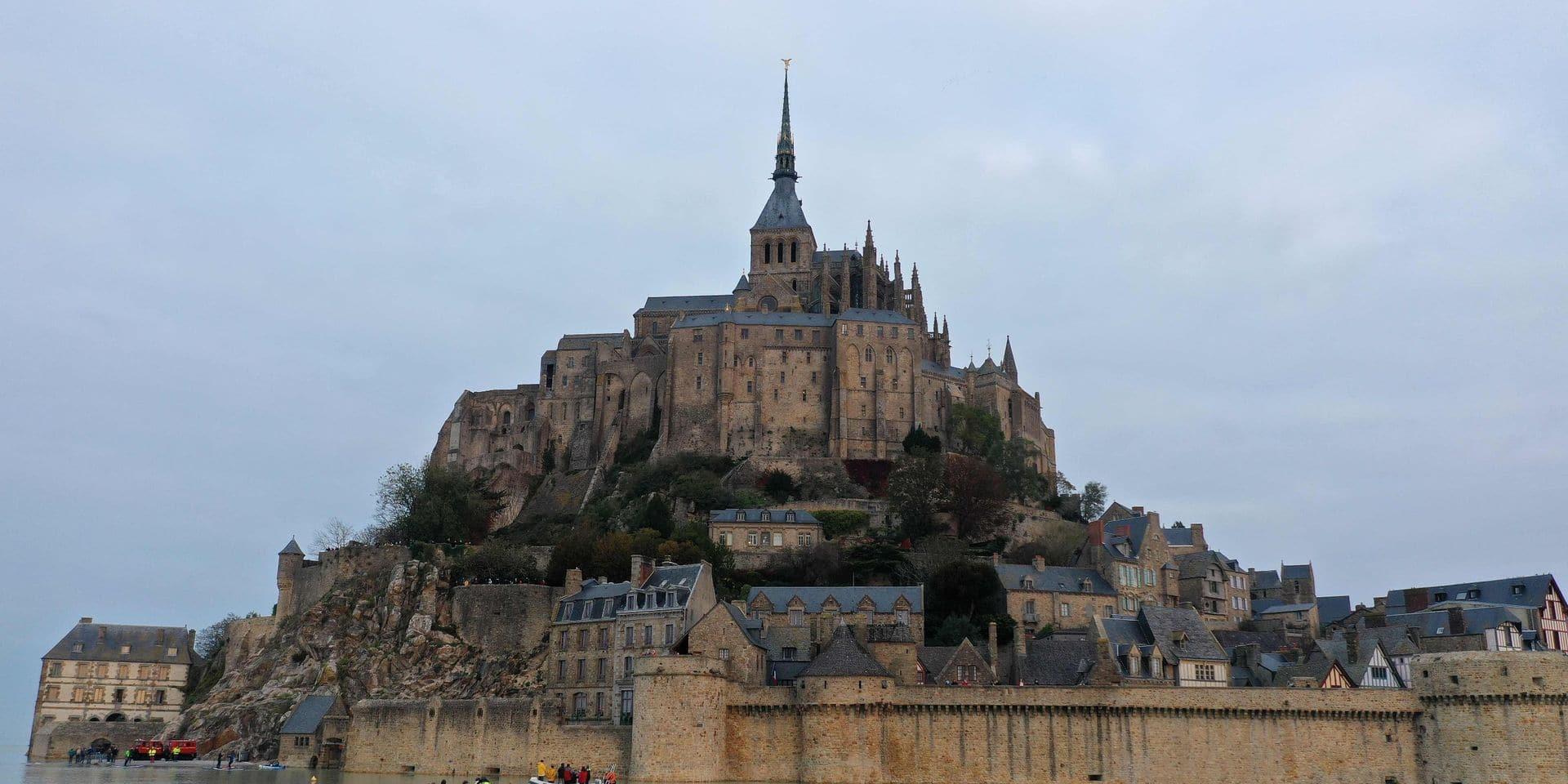 Le Mont-Saint-Michel rénové pendant deux ans et demi