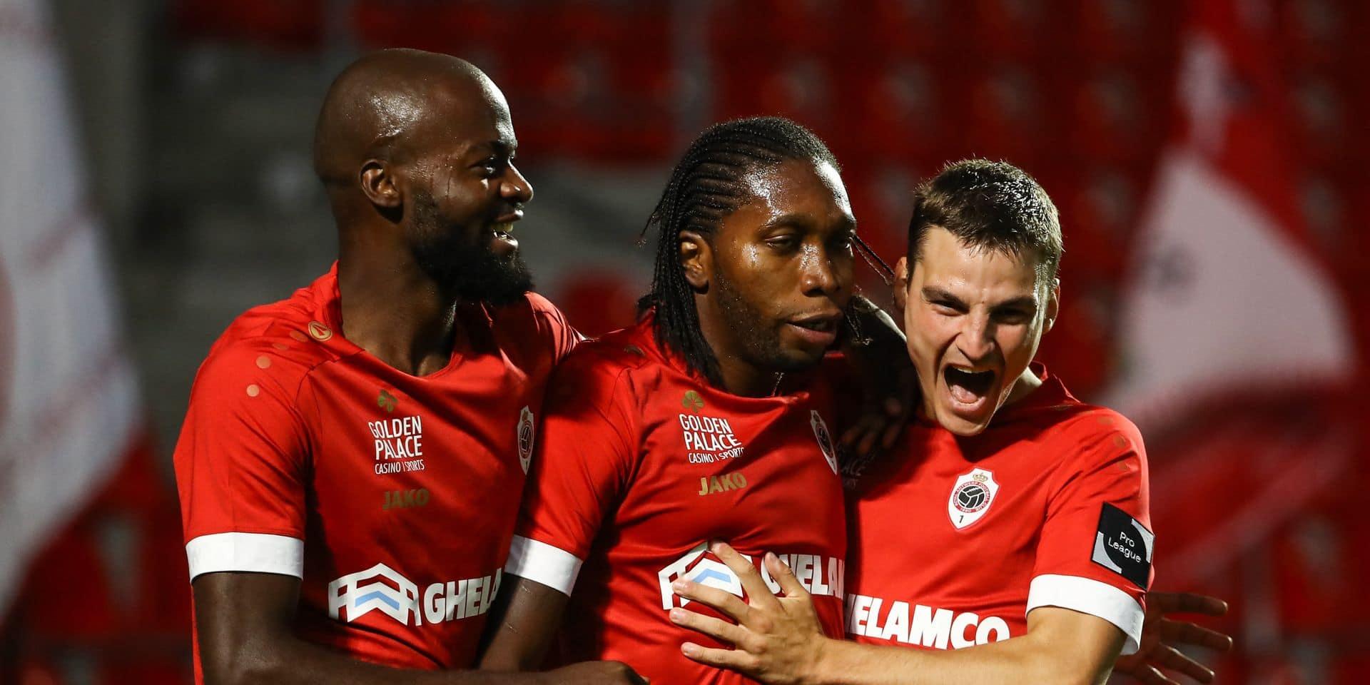 """Dieumerci Mbokani et Pieter Gerkens, deux Anversois qui auraient pu jouer pour Anderlecht: """"Pieter aiderait même Bruges"""""""