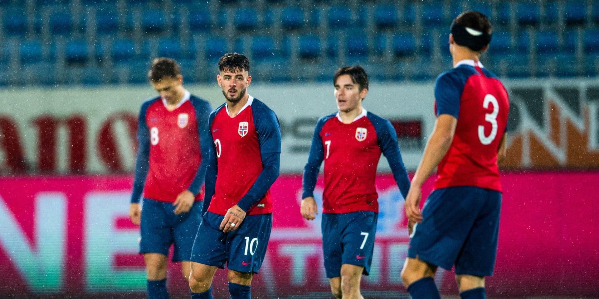 Aron Dönnum, un jeune international norvégien, est proche de signer au Standard !