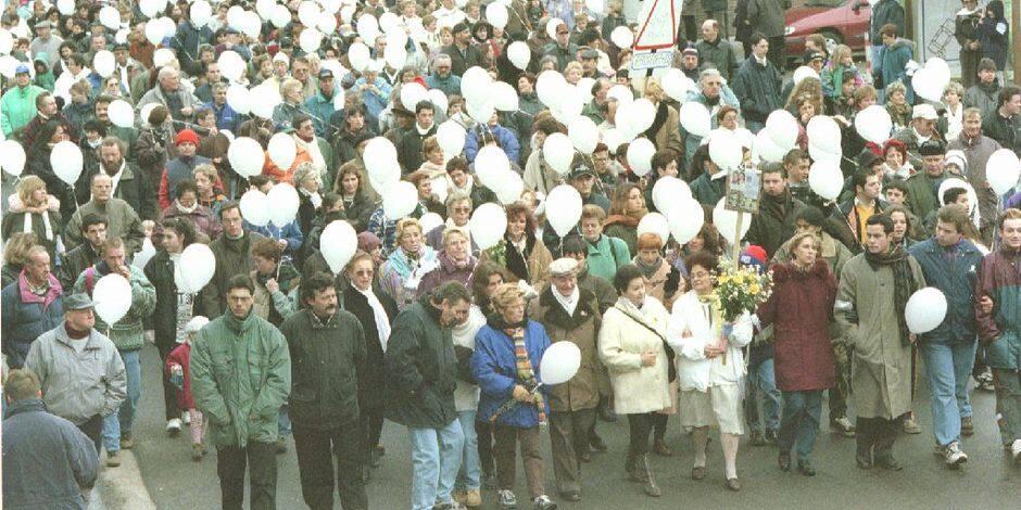 La marche noire aura lieu dimanche à Bruxelles, 23 ans après la marche blanche