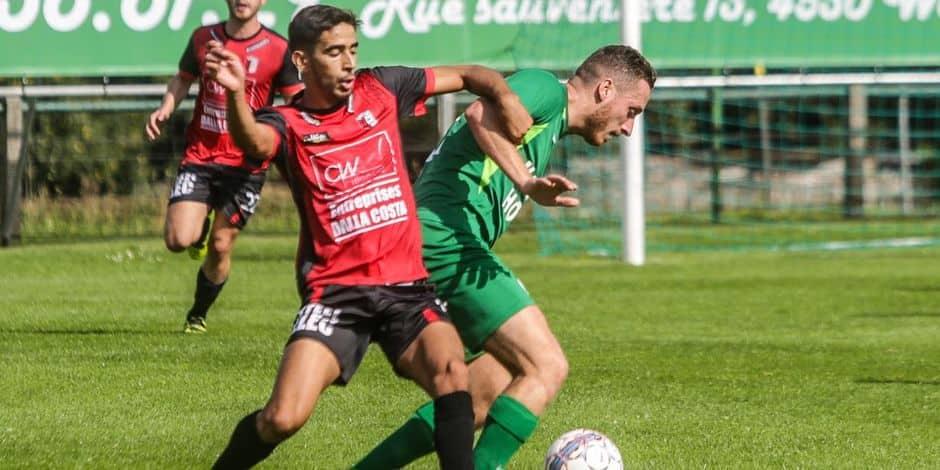 """Yassine Boumediane veut faire la passe de deux avec Stockay : """"On se doit de gagner, rien d'autre"""""""