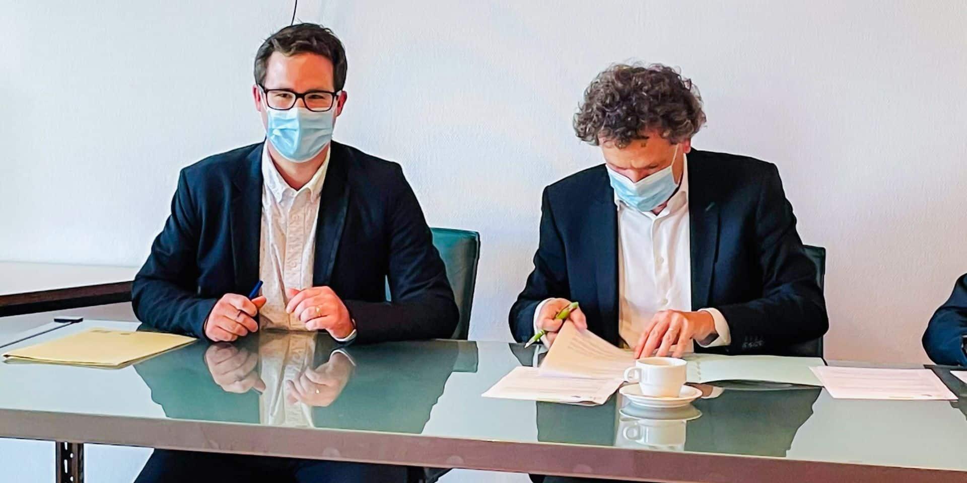 Un nouveau Directeur médical au CHRSM, site Sambre