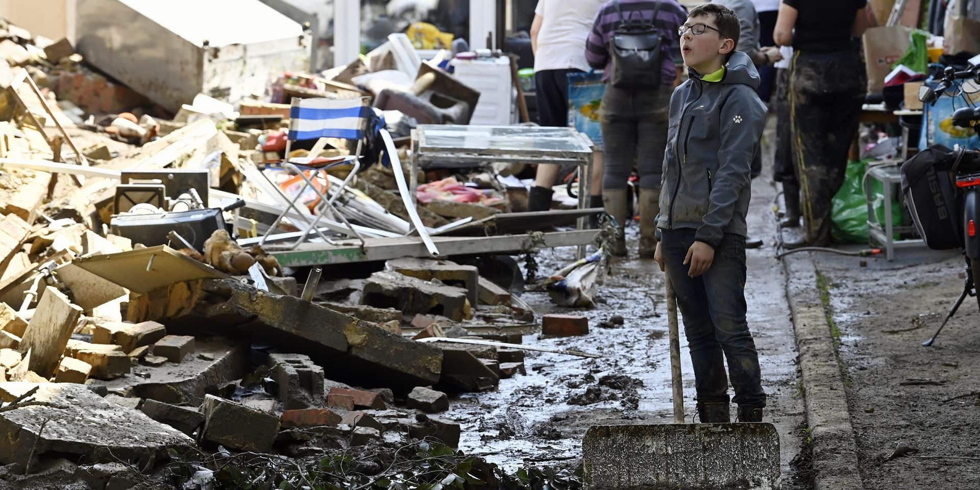 Inondations : 10 communes reclassées en catégorie 2, Eupen en catégorie 1 !