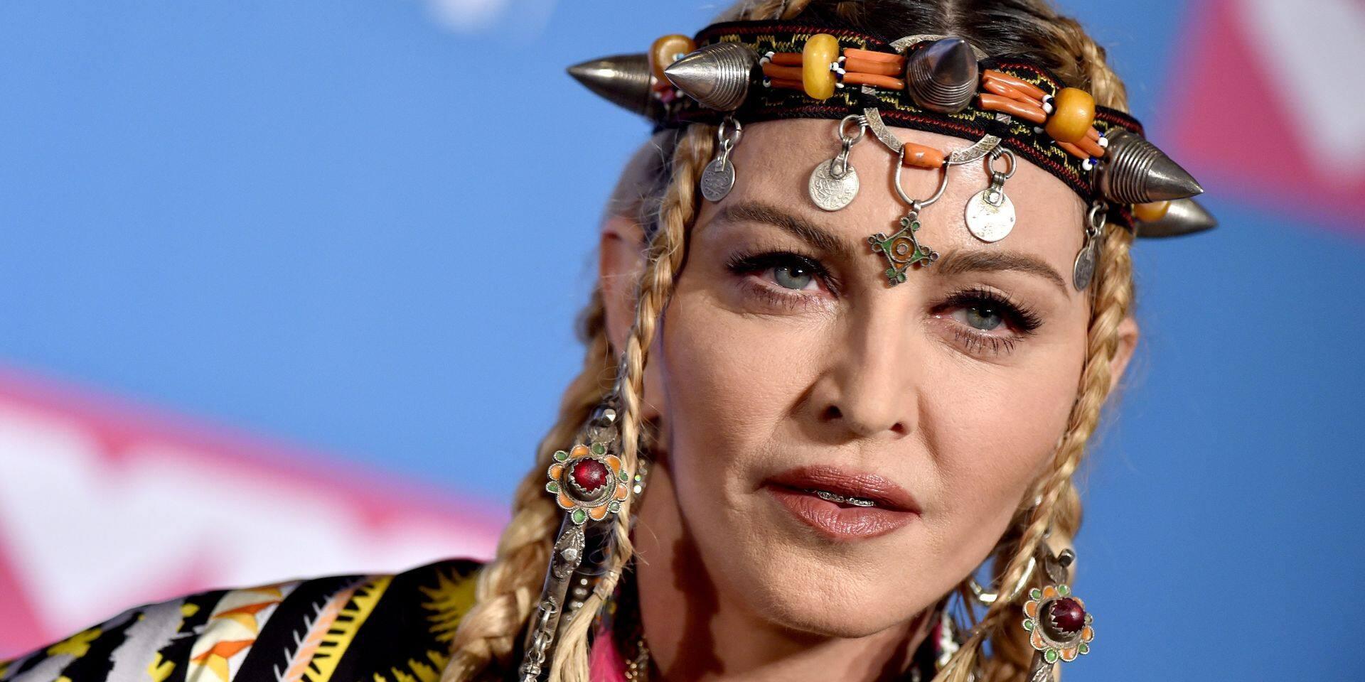 Madonna : sa vidéo lunaire sur le coronavirus fait un bad buzz