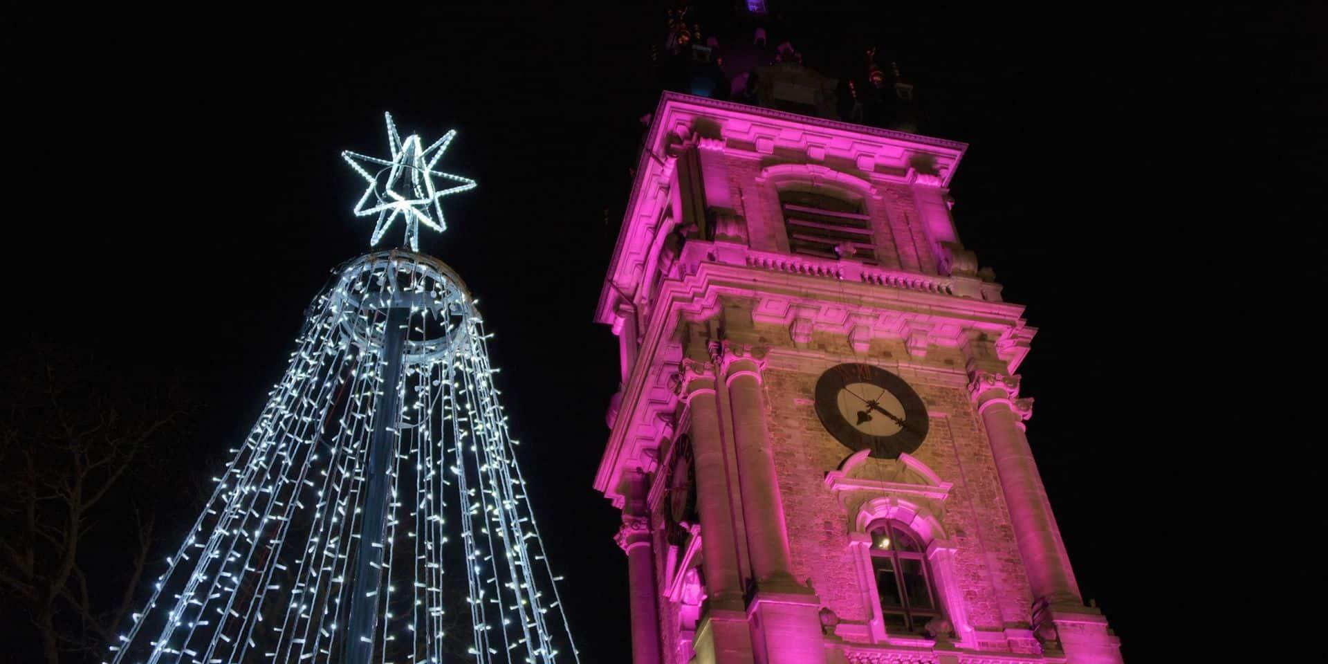 Mons: Près d'un demi-million d'euros en deux ans pour la déco de Noël, l'opposition s'étrangle