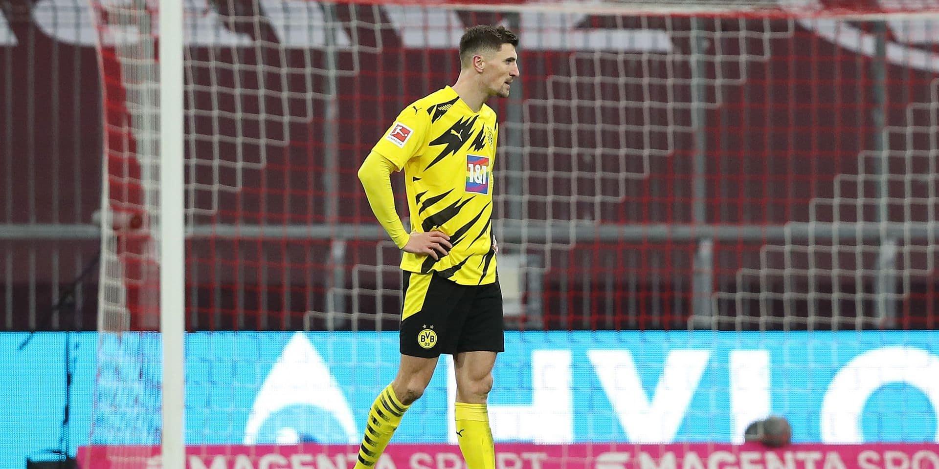 Soccer 1st Bundesliga / FC Bayern Munich - Borussia Dortmund 4: 2.
