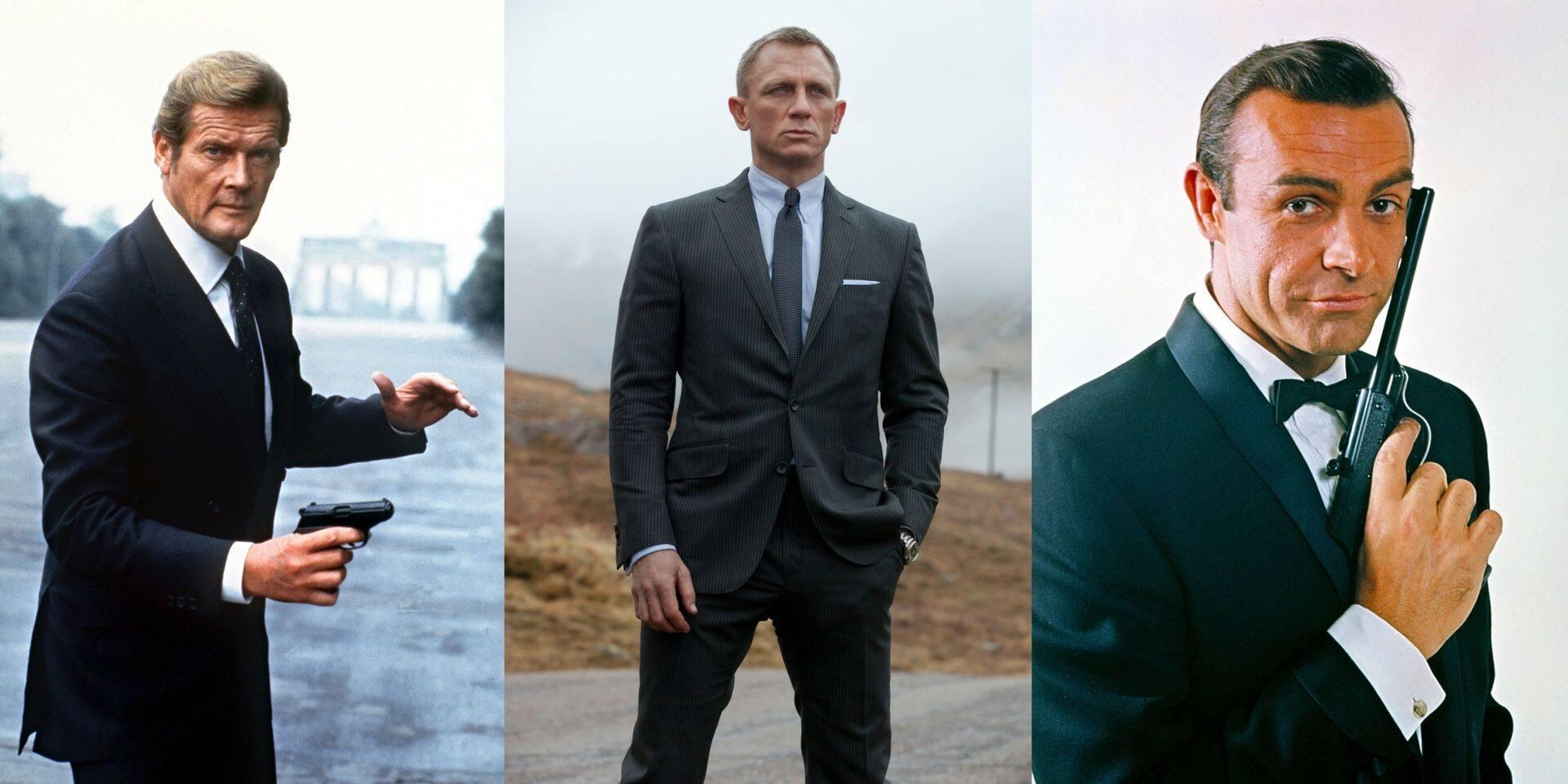 Voici le James Bond préféré des fans