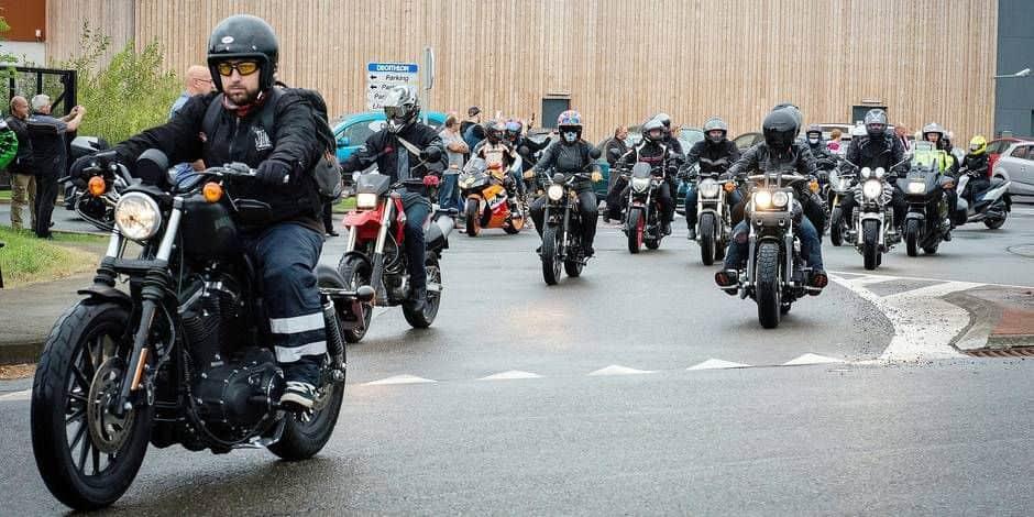 Cuesmes: la moto mise à l'honneur dans le cadre de l'événement Mobiland