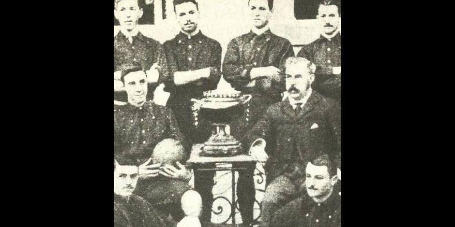 Il y a 125 ans jour pour jour, le RFC Liège devenait le premier champion de Belgique de football