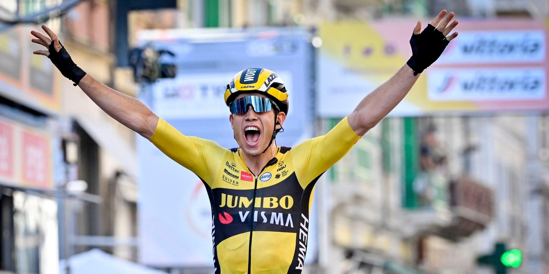 Le sujet que vous avez choisi: Wout Van Aert est-il le coureur de l'année ?