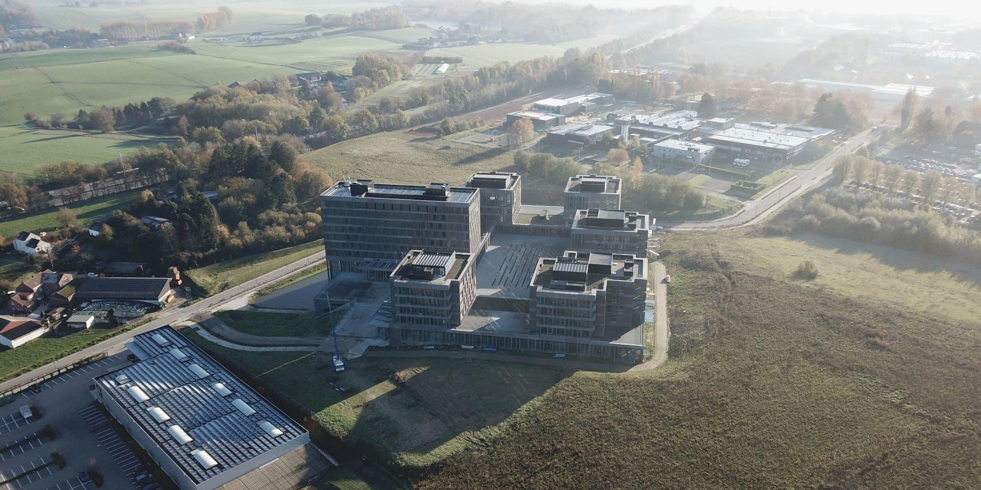 Incubateur chinois de Louvain-la-Neuve: pas encore de contrats signés avec des entreprises