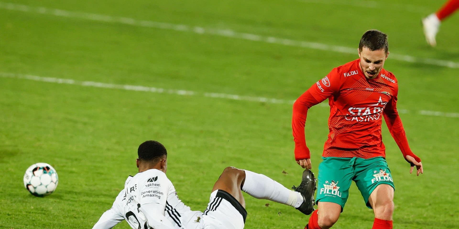 Un match de suspension requis à l'encontre d'Emmanuel Agbadou