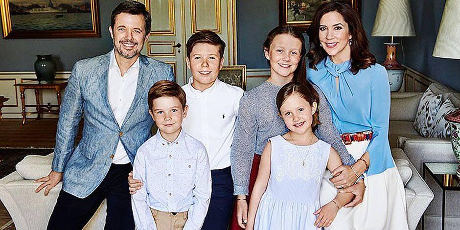 Les enfants de Frederik et Mary de Danemark scolarisés en Suisse
