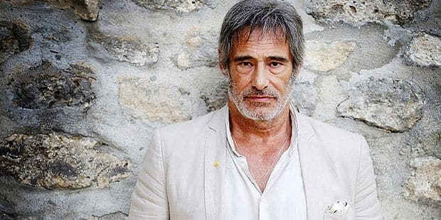 Exclusive - 7th Angouleme Film Festival - Gerard Lanvin