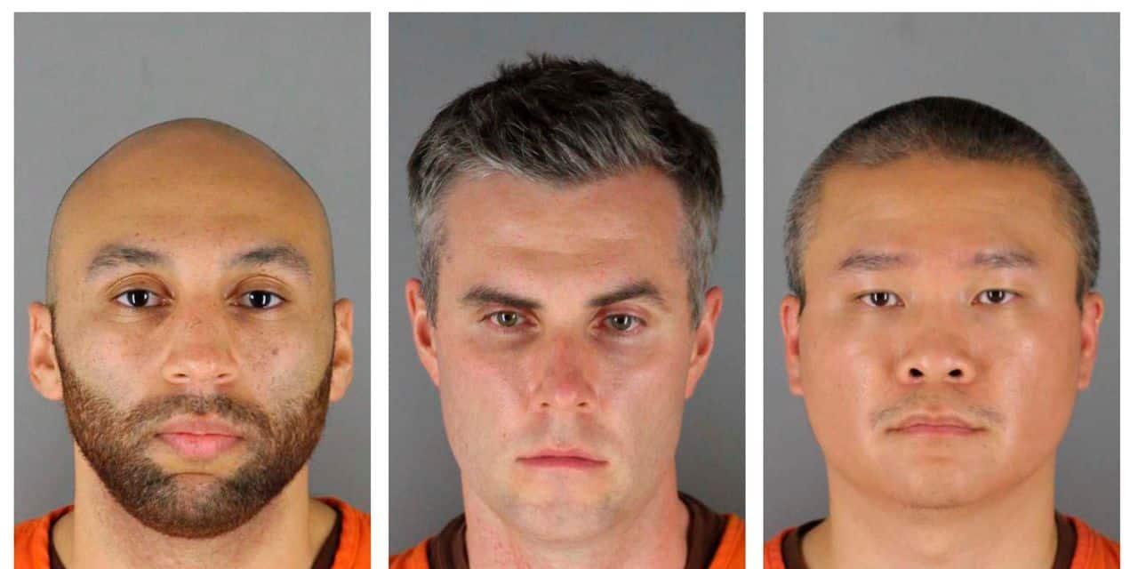 Report du procès de trois suspects dans la mort de George Floyd