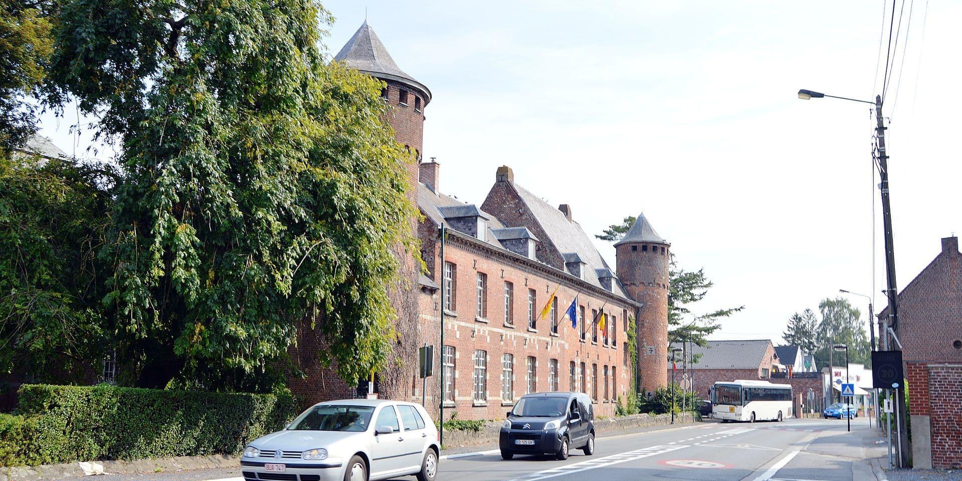 550 000 € : le montant à payer par la Ville de Tournai pour acquérir la partie du Château de Templeuve appartenant à la SPABSH