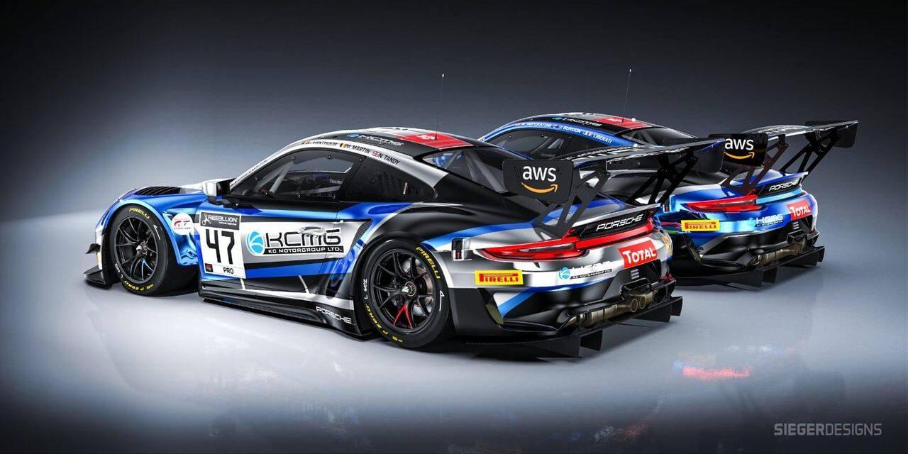 24H Spa: Maxime Martin, Laurens Vanthoor et Nick Tandy pour la gagne chez Porsche KCMG !