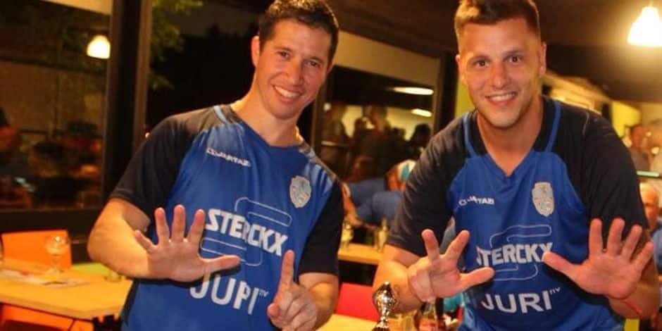 Futsal : Dujacquier quitte Gooik