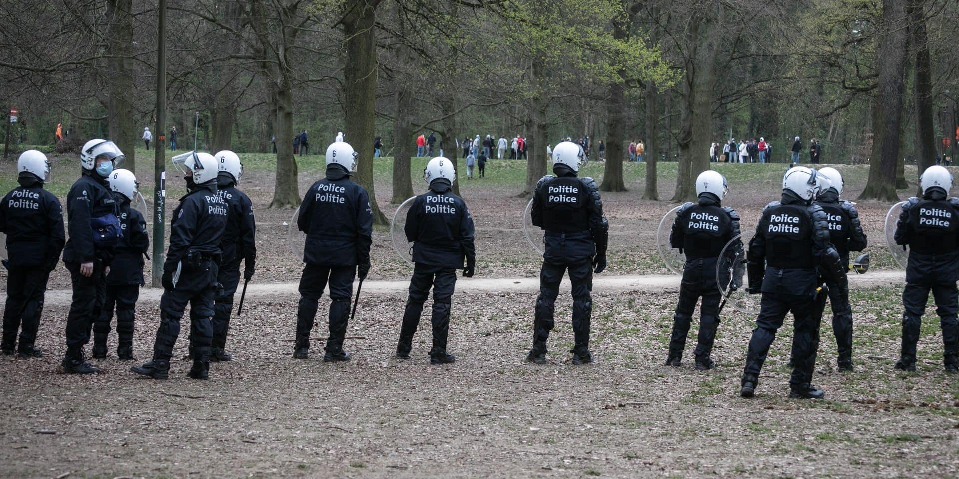 600 policiers seront déployés au bois de la Cambre
