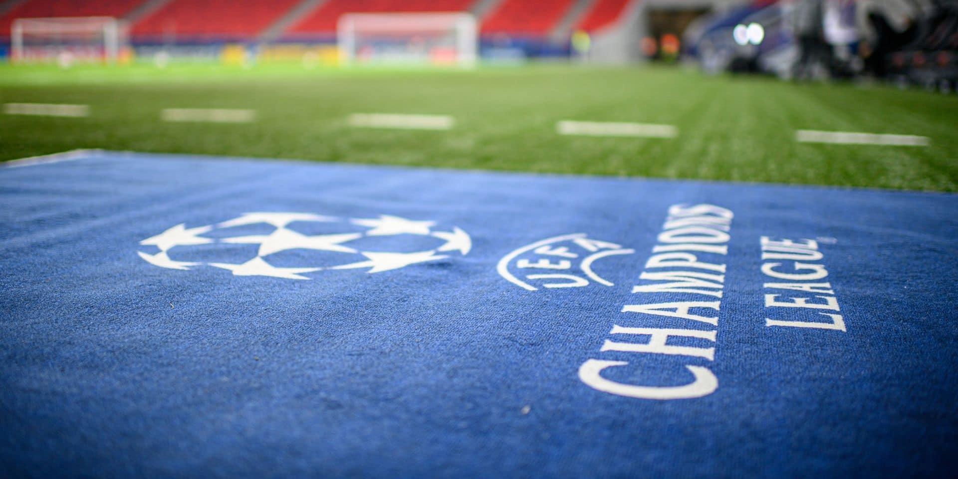 L'UEFA remet au 19 avril une décision officielle sur un nouveau format de Ligue des Champions applicable en 2024
