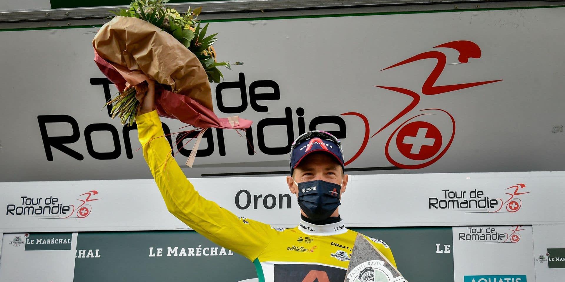 Ineos s'offre le triplé sur le prologue du Tour de Romandie