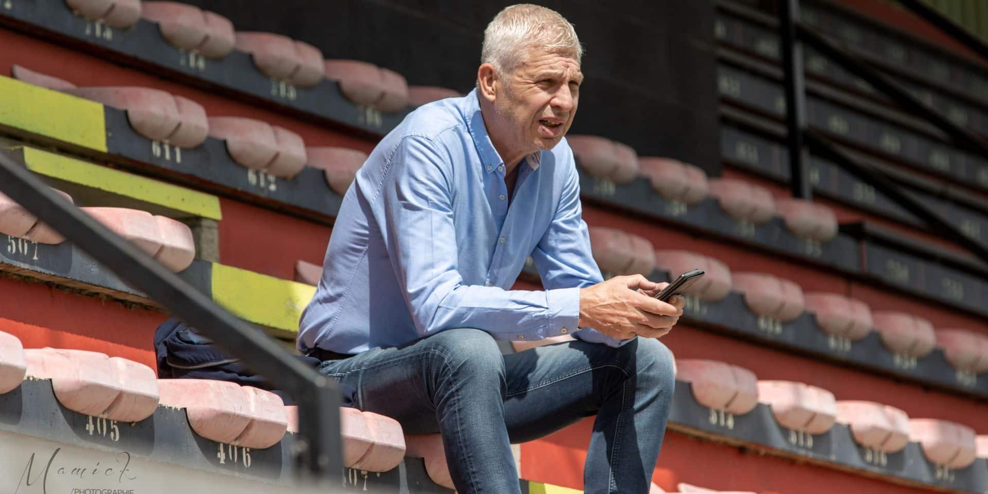 Seraing: l'ex-teammanager prend la responsabilité des tests Covid falsifiés, le club a été entendu