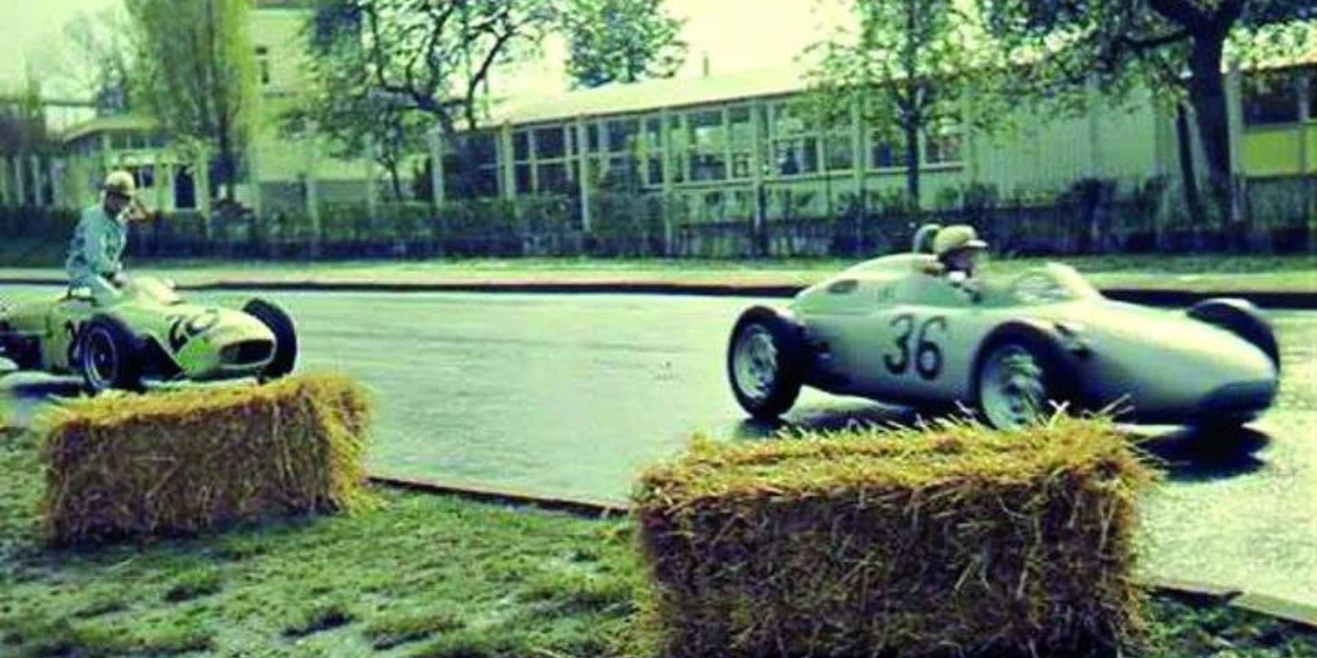 Il y a 60 ans, le premier Grand Prix de F1 se tenait à Bruxelles