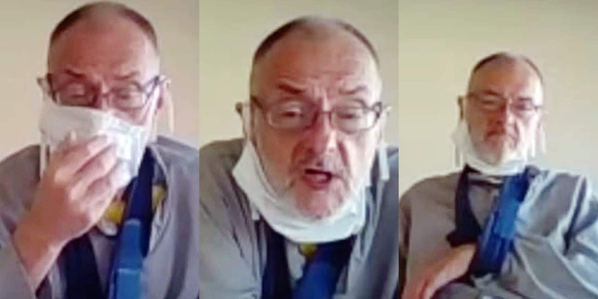"""Yves Beaupain, l'Arsène Lupin belge, proteste : """"je suis un détenu francophone privé de son procès en Flandre"""""""