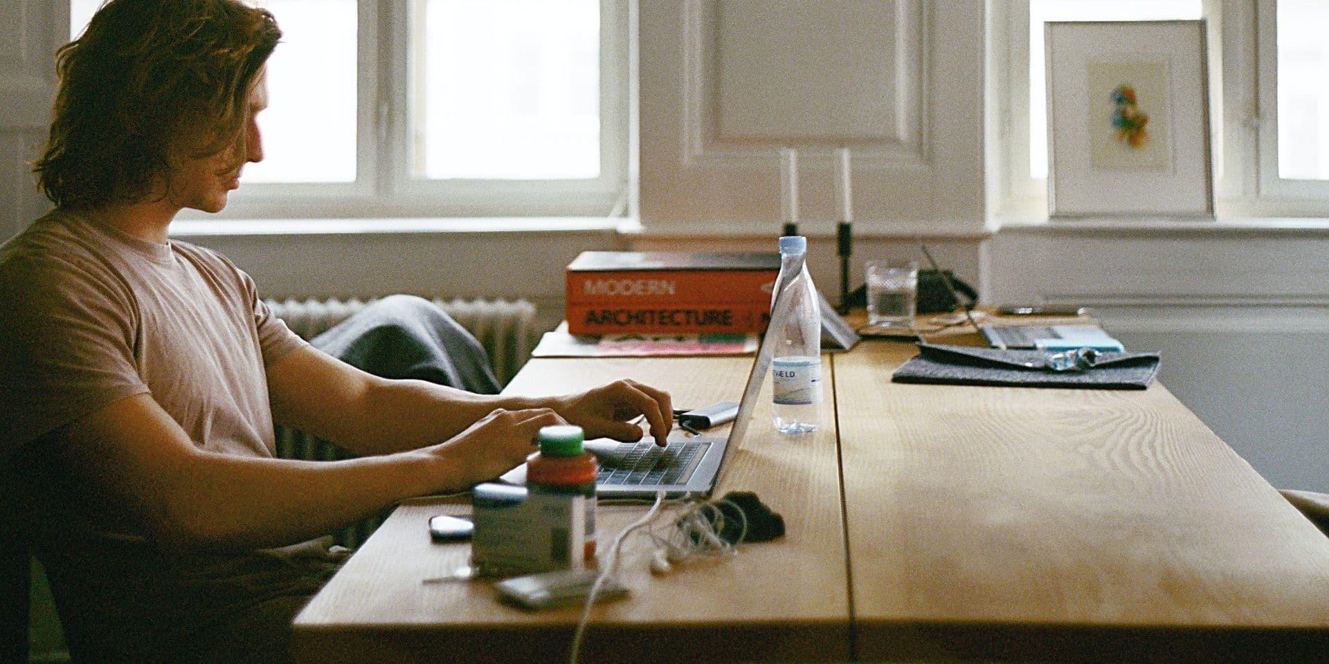 Télétravailler permet un gain de concentration par rapport au bureau