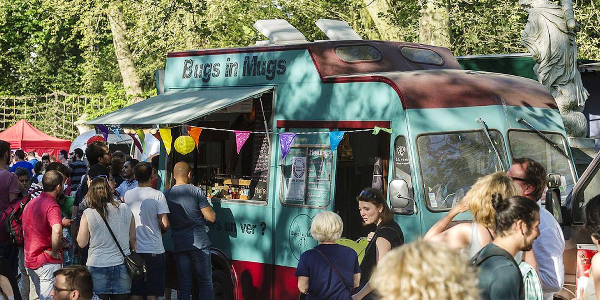 Vers un Park Food Truck Festival sans plastique à Mouscron