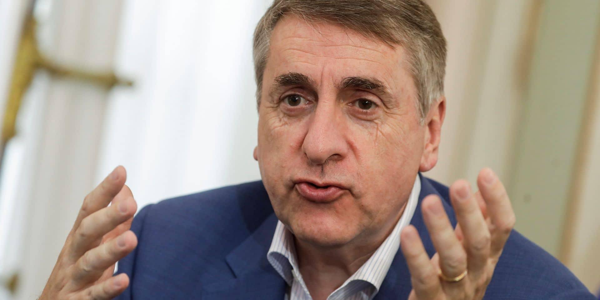 """Parfum de putsch chez Défi: """"Je tire la sonnette d'alarme contre une débandade générale"""", pointe Olivier Maingain"""