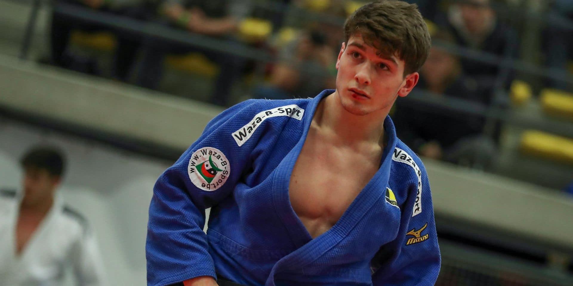 Judo : Malik Umayev déclare forfait pour l'Euro !