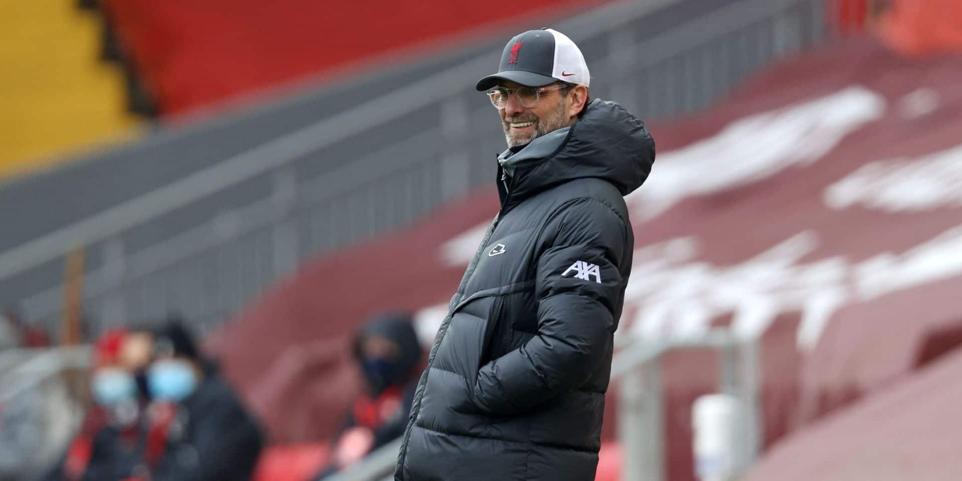 Jürgen Klopp, stop ou encore à Liverpool ?