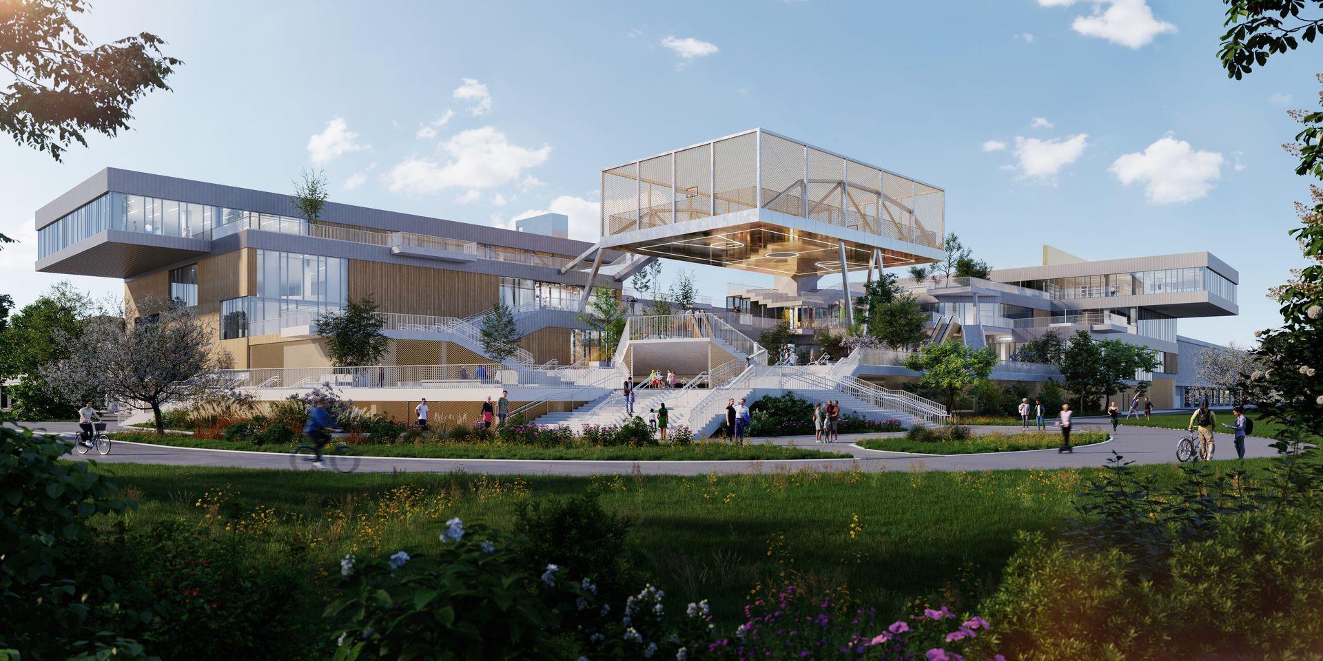 Vers un Shopping Belle-île plus moderne et multifonctionnel !